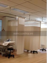 Rèm bệnh viện 01