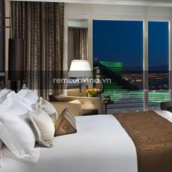 Drap chăn gối khách sạn 03